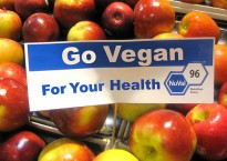 Go vegan for your health